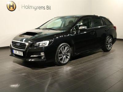 begagnad Subaru Levorg Gt-S 1.6T AWD Aut Taklucka