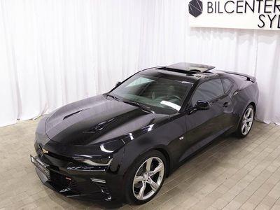 gebraucht Chevrolet Camaro SS 6.2 V8 Hydra-Matic Euro 6 -18