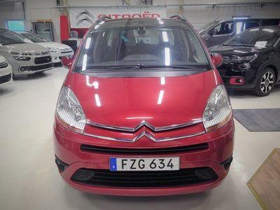 begagnad Citroën Grand C4 Picasso 1,6 Hdi 110hk Auto -07