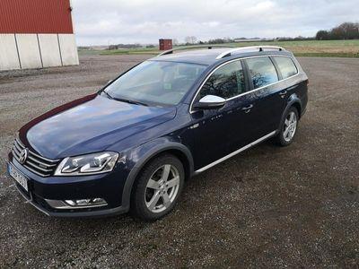 begagnad VW Passat Alltrack 2.0 TDI