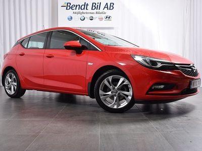 begagnad Opel Astra Dynamic -16