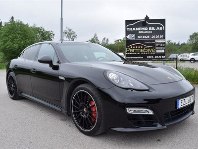 begagnad Porsche Panamera GTS 430hk Black Edition -13
