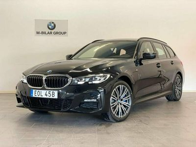 begagnad BMW 330e xDrive Touring / M Sport / Connected /