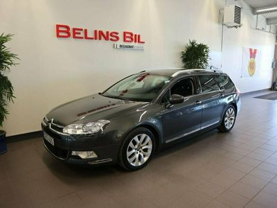 begagnad Citroën C5 Tourer 2.0 BlueHDi AUT EXCLUSIVE 1259kr/Skatt