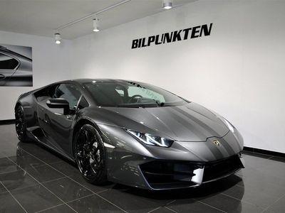 begagnad Lamborghini Huracán LP 580-2 LP580-2(580hk) Backkame