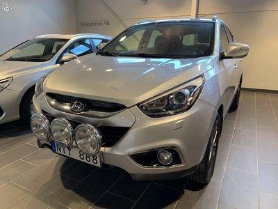 begagnad Hyundai ix35 2.0 GDI 4WD 166hk