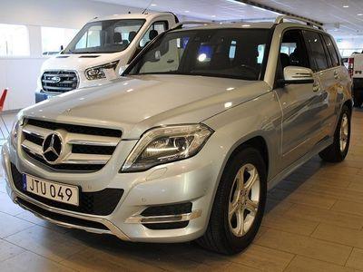 begagnad Mercedes 220 GLK *1.95%ränta/5000kr i bränsle*CDI 170hk 4MATIC 7G-Tronic Pl