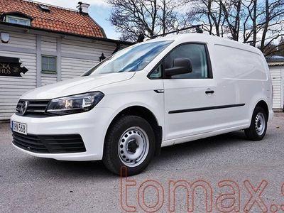 begagnad VW Caddy Maxi Skåp 102HK