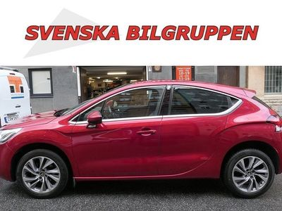 begagnad Citroën DS4 1.6 e-HDi Airdream Aut PDC LM S+V