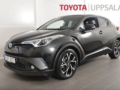 begagnad Toyota C-HR 1,8 Elhybrid X Edition Skinn / JBL