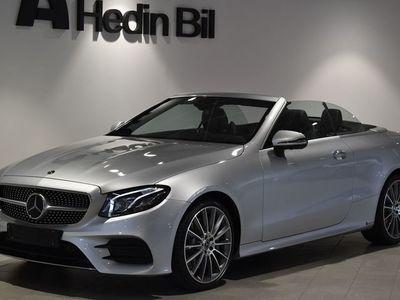 used Mercedes 300 E-KLASSCAB // AMG-Line // Demo