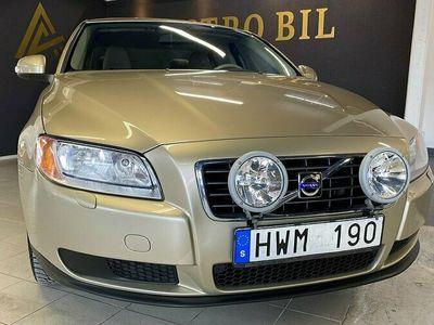 begagnad Volvo S80 2.0 Flexifuel Kinetic 145hk