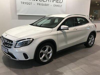 begagnad Mercedes 200 GLA Benz4MATIC 2017, Halvkombi 209 500 kr