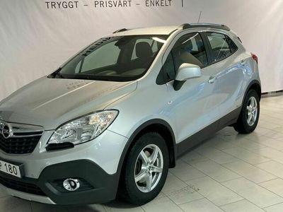 begagnad Opel Mokka X 1,4 TURBO 140HK 5D S+V-HJUL
