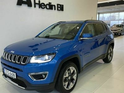begagnad Jeep Compass Limited 1.4T Multiair 170 hk AWD