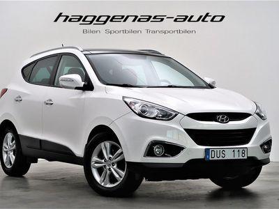 begagnad Hyundai ix35 2.0 CRDi / 4WD / 184hk / Business