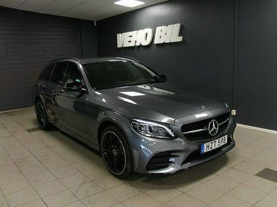 begagnad Mercedes C220 d 4MATIC Kombi AMG Dragkrok