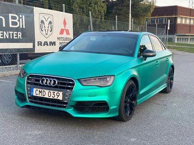 begagnad Audi S3 8VLIMOUSINE