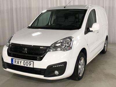 begagnad Peugeot Partner 1.6 BlueHDI Skåp (120hk)