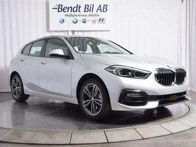 begagnad BMW 118 i M-Sport *HÖSTSALONG -20
