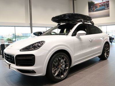 begagnad Porsche Cayenne Turbo Coupé