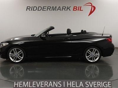 begagnad BMW 220 i Cabriolet, F23 (184hk) M Sport