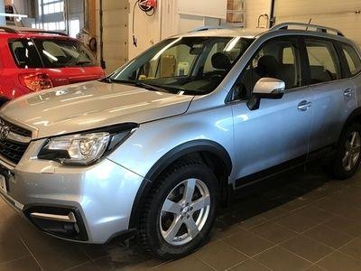 begagnad Subaru Forester 2.0D 4WD XS Aut