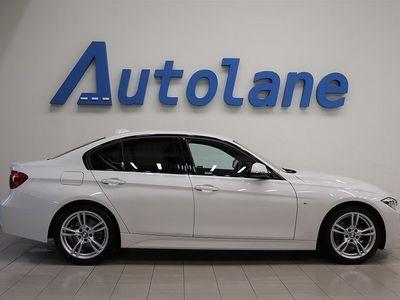 begagnad BMW 318 d M-Sport,Hi-Fi,El-Drag,Lane-A,Eu6