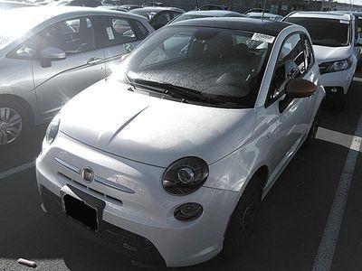 begagnad Fiat 500e -15