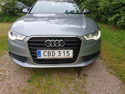 used Audi A6 2.0 TDI Automat Pro Line, ny besikta -14