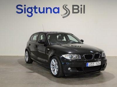 begagnad BMW 120 i 5-door Steptronic M Sport Advantage