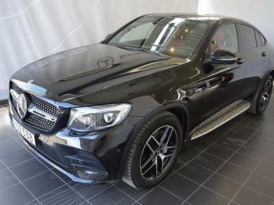 begagnad Mercedes GLC43 AMG AMGCoupé 4MATIC