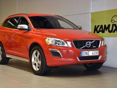 begagnad Volvo XC60 D4 FWD 163hk Aut R-design