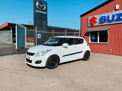 begagnad Suzuki Swift exclusive 5-dörrar 1.2 VVT 94hk