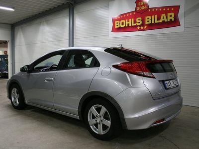 gebraucht Honda Civic 1.6 i-DTEC 120hk