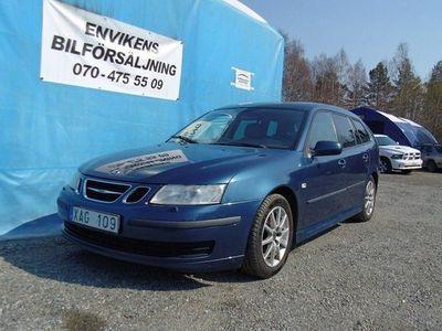 begagnad Saab 9-3 SportCombi 1.8t Linear -06
