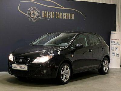 begagnad Seat Ibiza 5-dörrar 1.4 Nybes / Ny kamrem 86hk