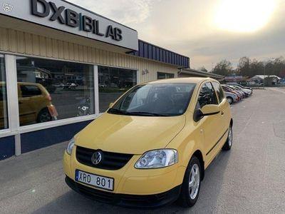 gebraucht VW Fox 3-dörrar 1,2 Manuell 54hk -06