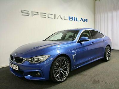 begagnad BMW 430 Gran Coupé i xDrive M Sport Navi Lucka H&K Keyless