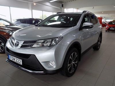 begagnad Toyota RAV4 2.0 4x4 Active Plus