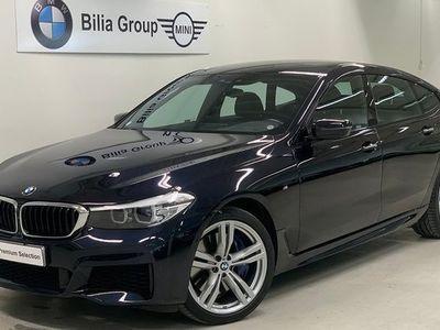 begagnad BMW 630 i Gran Turismo Aut M-Sport | H&K | Drag | Navi 2018, Sportkupé 469 900 kr