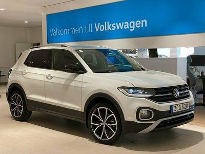 begagnad VW T-Cross - 1.0 TSI DSG 110hk lagerkampanj