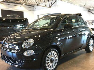 begagnad Fiat 500C Lounge 1.2 69Hk Automat