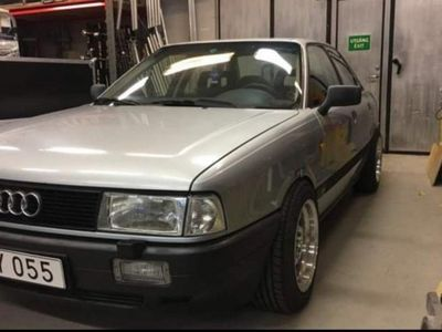 brugt Audi 80 1,8s -91