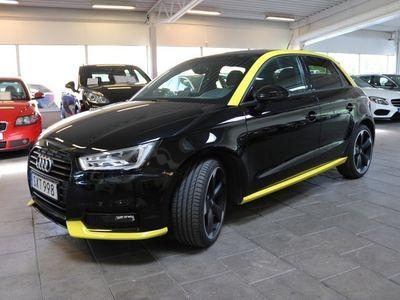 begagnad Audi A1 Sportback 1,4 TDI 90hk EU6 SPORT