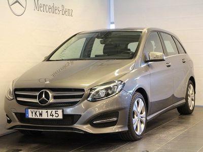 begagnad Mercedes B180 CDI d; Apple CarPlay, Bluetooth