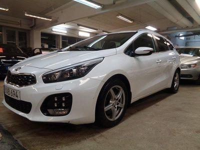 begagnad Kia cee'd 1.6 CRDi GT-LINE Euro 6 136hk