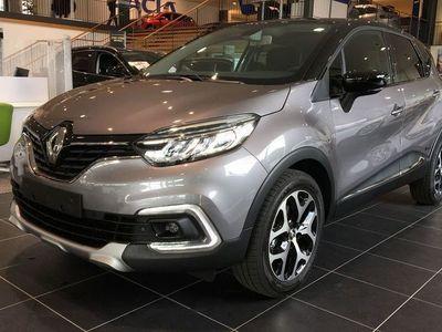 begagnad Renault Captur INTENS 150HK AUTOMAT INK. 3 ÅRS FRI SERVICE