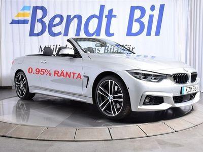 begagnad BMW 440 i xDrive Cabriolet Cab / M Sport / 0.95% Ränta