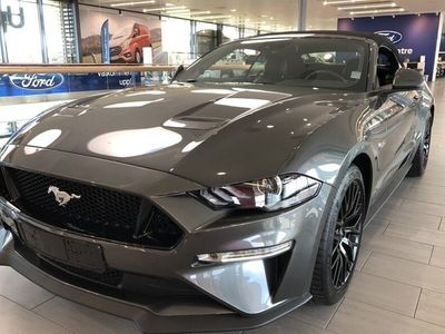 begagnad Ford Mustang GT 5.0 V8 A Convertible